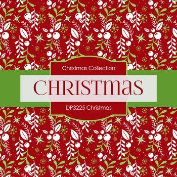 Digital Papers - Christmas (DP3225)