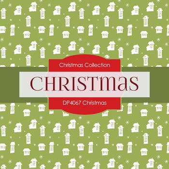 Digital Papers - Christmas (DP4067)