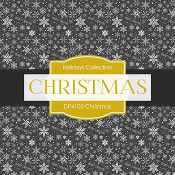 Digital Papers - Christmas (DP4102)
