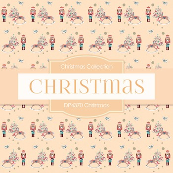 Digital Papers - Christmas (DP4370)