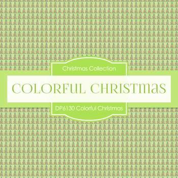 Digital Papers - Christmas Wish (DP6130)