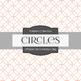 Digital Papers - Circle Interlock Big (DP6244)