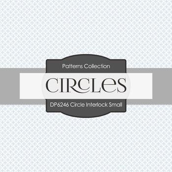 Digital Papers - Circle Interlock Small (DP6246)