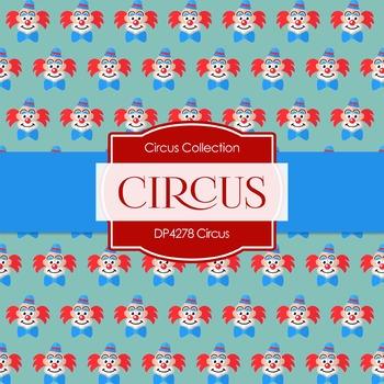 Digital Papers - Circus (DP4278)