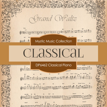 Digital Papers - Classical Piano (DP6462)