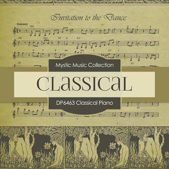 Digital Papers - Classical Piano (DP6463)
