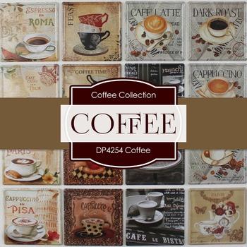 Digital Papers - Coffee (DP4254)