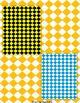 Digital Papers - Colorful Diamond Shape