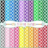 Digital Papers - Colorful Diamonds Backgrounds
