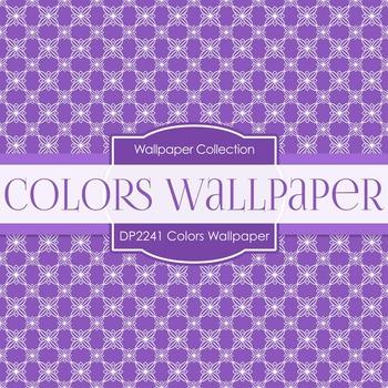 Digital Papers - Colors Wallpaper (DP2241)