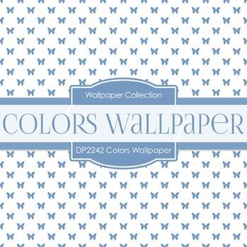 Digital Papers - Colors Wallpaper (DP2242)