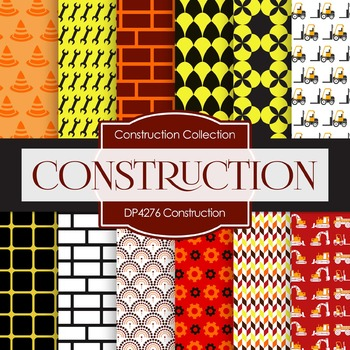 Digital Papers - Construction (DP4276)