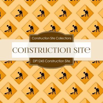 Digital Papers - Construction Site (DP1245)