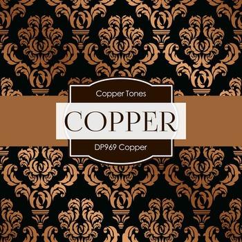 Digital Papers - Copper (DP969)