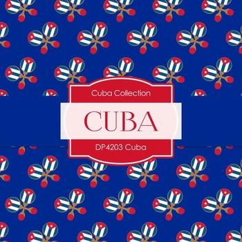 Digital Papers - Cuba (DP4203)