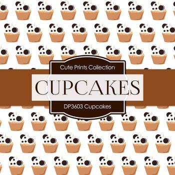 Digital Papers - Cupcakes (DP3603)