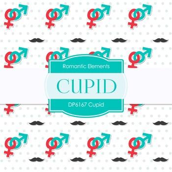 Digital Papers - Cupid (DP6167)