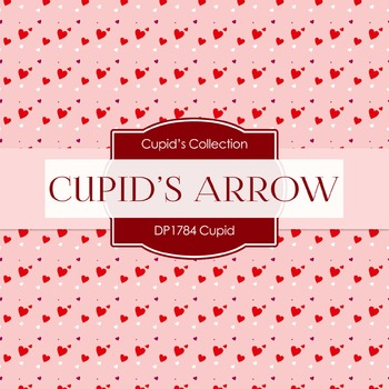 Digital Papers - Cupid's Arrow (DP1784)
