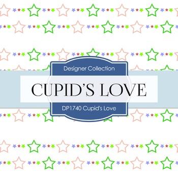 Digital Papers - Cupid's Love (DP1740)