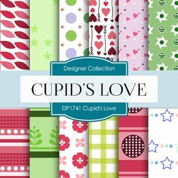 Digital Papers - Cupid's Love (DP1741)