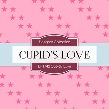 Digital Papers - Cupid's Love (DP1742)