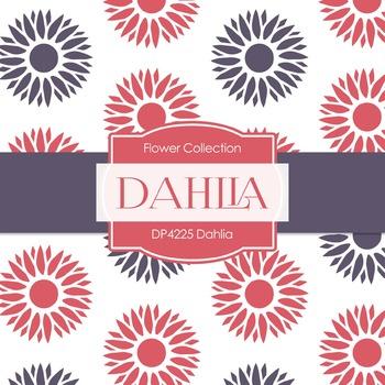 Digital Papers - Dahlia (DP4225)