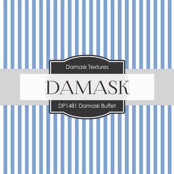 Digital Papers - Damask Buffet (DP1481)