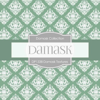 Digital Papers - Damask (DP1338)