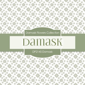 Digital Papers - Damask (DP2145)