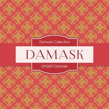Digital Papers - Damask (DP2507)