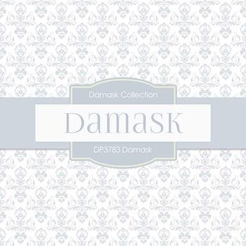 Digital Papers - Damask (DP3783)