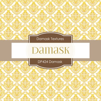 Digital Papers - Damask (DP424)