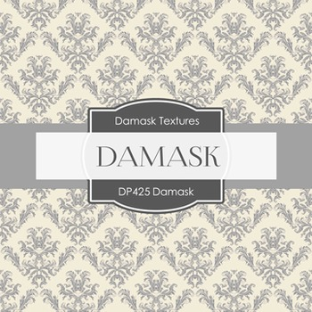 Digital Papers - Damask (DP425)