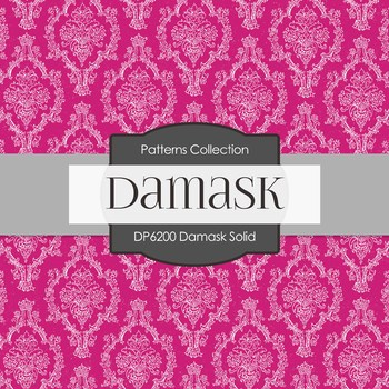 Digital Papers - Damask Solid (DP6200)