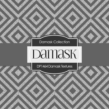 Digital Papers -  Damask Textures (DP1464)