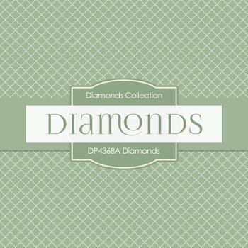 Digital Papers - Diamonds (DP4368A)