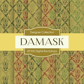 Digital Papers - Digital Backdrop (DP532)