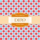 Digital Papers - Dino (DP4081)