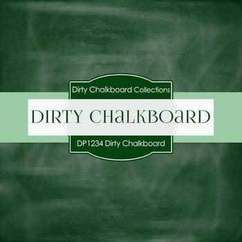 Digital Papers - Dirty Chalkboard (DP1234)