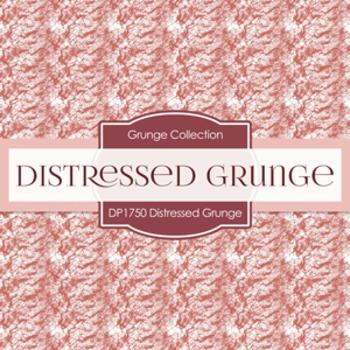 Digital Papers -  Distressed Grunge (DP1750)
