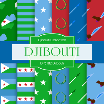 Digital Papers - Djibouti (DP6182)