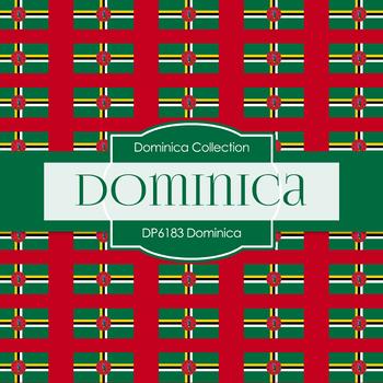 Digital Papers - Dominica (DP6183)