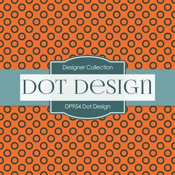 Digital Papers - Dot Design (DP954)