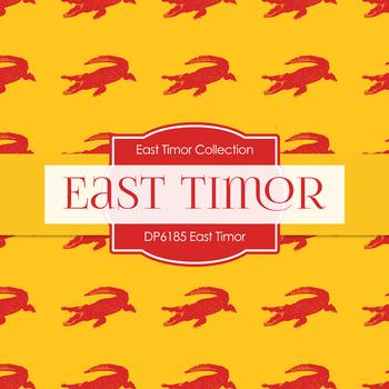 Digital Papers - East Timor (DP6185)