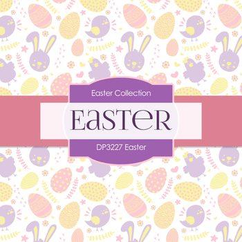 Digital Papers - Easter (DP3227)