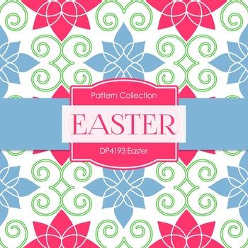 Digital Papers - Easter (DP4193)