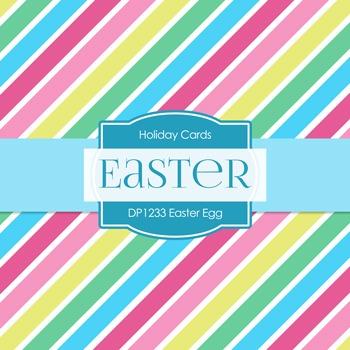 Digital Papers - Easter Egg (DP1233)