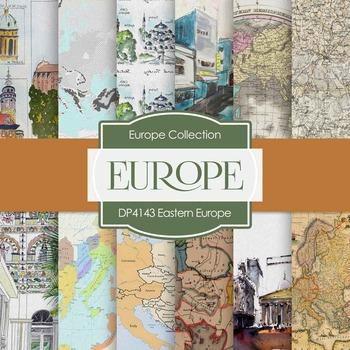 Digital Papers - Eastern Europe (DP4143)
