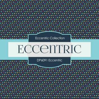 Digital Papers - Eccentric (DP6091)