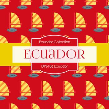Digital Papers - Ecuador (DP6186)